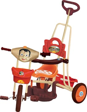 TOYZONE Tricycles Chhota Bheem Tricycle