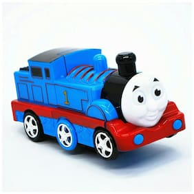 TRAIN GO GO Train Transformer Light and Sound with Automatic Convertion to Robot and back to Engine Train