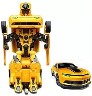Transformer Robot Car For Kids