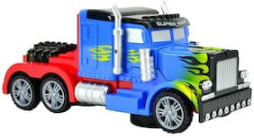 Transformers Optimus Prime with Light & Sound Simulation - Transformer Toy Deformation Truck
