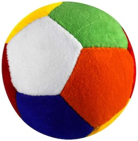 Trendy Dukaan Stuffed Soft Toy Plush Ball (Small)
