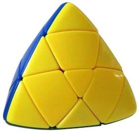 Triangle Pyramid Magic Rubic Cube (1 pcs) By Signomark.