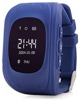 TSV Q50 Kids Baby Tracker LED Display (Version-2018) Kid Smart Wrist Band Child Safety, SOS Calls, Anti-Lost for Tracking
