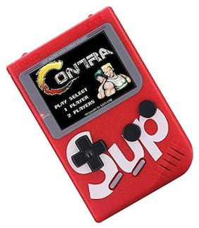 TSV SUP 400 IN 1 Game BOX 8 GB with CONTRA FORC,TURTLES,SUPER MARIO,DOUBLR DRAGON,SPIDER MAN