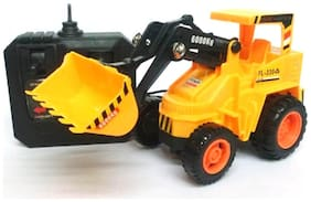 Tukknu Wired Jcb Truck With Remote