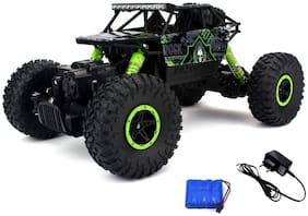 TULSI ENTERPRISE ABS Plastic Rock Crawler Remote Control Monster Car