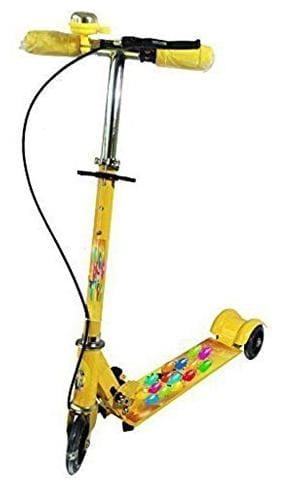 TULSI ENTERPRISE Ultra Durable Big Wheel Scooter
