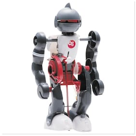 Emob Tumbling Robot Multi Color Machine Experiment (High Density Plastic)