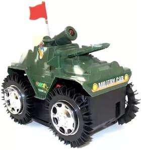 Tumbling Tank for Kids