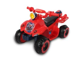 TurboS Spider man ATV - D8020