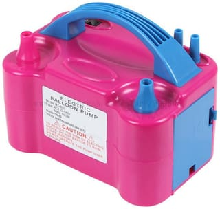 Two Nozzles Heavy Duty Electric Air Pump for Balloons
