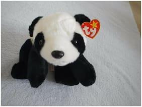 TY BEANIE BUDDY - (13 inches) - PEKING THE PANDA -  GORGEOUS BLACK & WHITE BEAR
