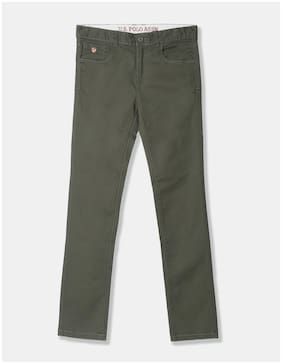Green Trousers Trousers