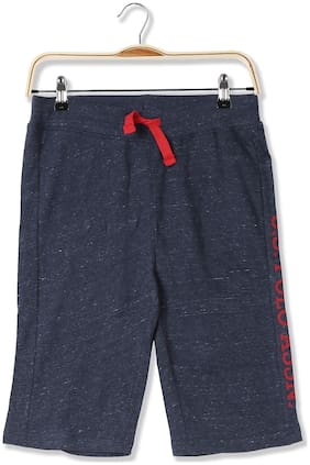 U.S. Polo Assn. Kids Boys Standard Fit Drawstring Waist Shorts