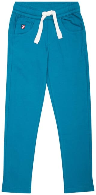 U.S. Polo Assn. Blue Boys Regular Trackpants