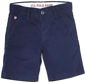 U.S. Polo Assn. Boy Solid Na - Red