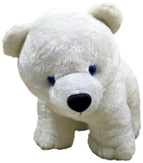 Ultra Soft Toys Polar Bear Animal White 12 inch