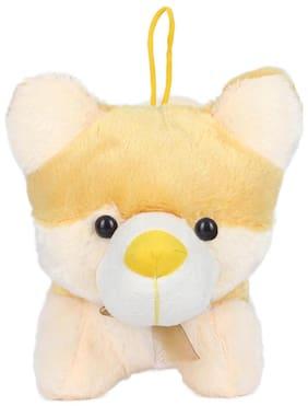 Ultra Soft Toys Fox Yellow