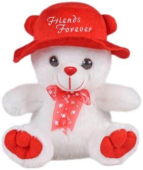 ULTRA White Teddy Bear - 22 cm