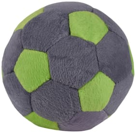 Ultra Plush Soft Ball Grey 5 inch