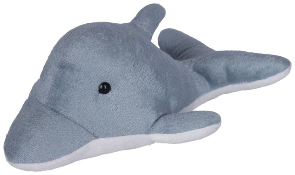 Ultra Soft Toy Dolphin Plush Toy Grey 12 inch