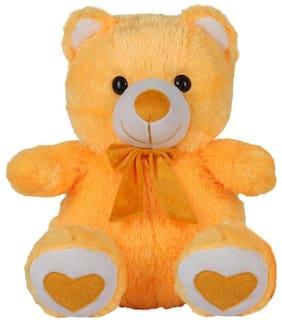ULTRA Yellow Teddy Bear - 38 cm
