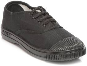 Unistar Black Boys Casual shoes