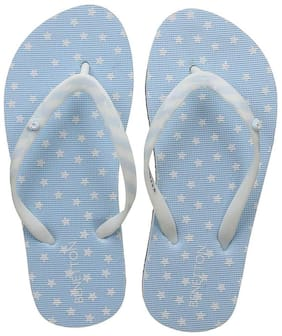 United Colors of Benetton Girl's Flip-Flops