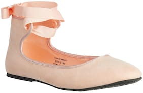 United Colors Of Benetton Beige Casual Shoes For Girls