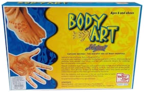 United Toys Body Art - Mehndi