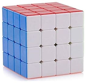 Unitoys High Speed Stickerless 4x4 Magic Rubik Cube Puzzle Game Toy (1 Pieces)