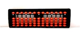 Universal Abacus Tool (Brown and Black-13 Rod)