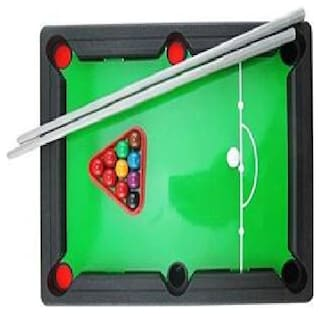 Universal Mini Pool Table Toy Snooker Table Game Toy for Adult Kids