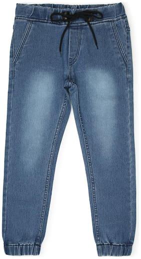 Urbano juniors Boy's Slim fit Jeans - Blue