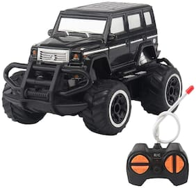 Uttam Toys New Drift Speed Remote Control Truck Rc Off-Road Vehicle Kids Car Toy Gift 1:43 Four-Way Mini Remote Control Off-Road Vehicle