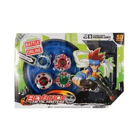 Variety Gift Centre Metal Master Coloured Lights 5D Beyblade