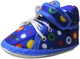 VBaby Blue Casual Shoes For Infants