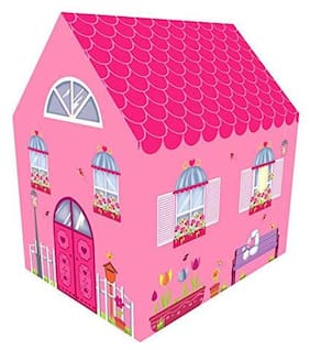VBE Jumbo Size Extremely Light Weight;Water Proof Doll House tent Play Tent House for Kids