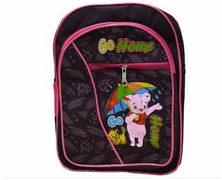 Vedic Deals Go Home Purple School Bag