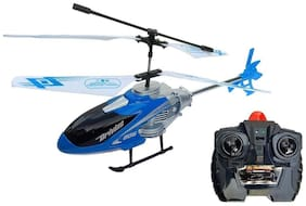 Velocity Mini Helicopter Infrared Remote Control Toy FLYING HEIGHT 25 FEETS [APROXX]