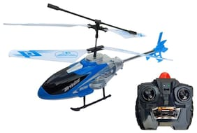 Velocity Mini Helicopter Infrared Remote Control Toy