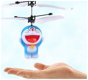 VHPQ Doraemon Hand Controlled Flying With Remote