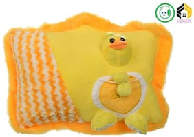 Vijkan Aarushi Stuffed Soft Plush Pillow for Kids
