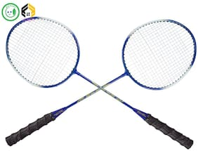 Vijkan Aarushi Badminton Racket for Kids (Blue)
