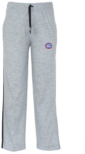 Vimal Boy Blended Track pants - Grey