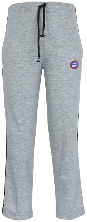 VIMAL JONNEY Boy Blended Track pants - Grey