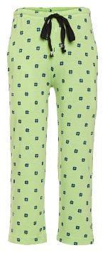 VIMAL JONNEY Boy Cotton blend Track pants - Green