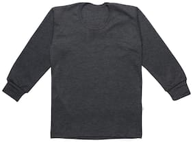 VIMAL JONNEY Thermal For Boys - Grey , Set of 1