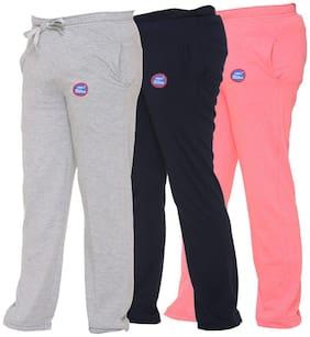 VIMAL JONNEY Girl Blended Track pants - Grey