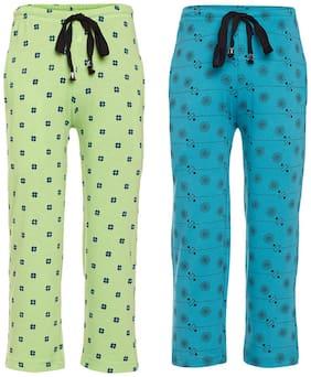 VIMAL JONNEY Boy Cotton Track pants - Multi